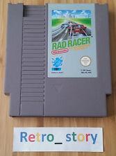 Nintendo NES Rad Racer PAL