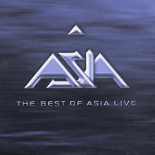 BEST OF ASIA: LIVE NEW CD