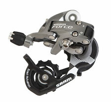 SRAM Force Road Bike Rear Mech / Derailleur - 10 speed - Short