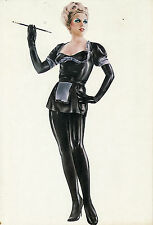 1982 PAPER MOON GRAPHICS - 'RUBBERMAID' MAID DRESSED ALL IN RUBBER
