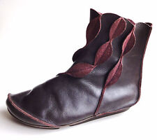 TRIPPEN Germany - Women Medieval PENNA Boots TREASURE f wine-red EU42 US10.5 UK8