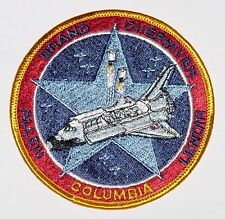 Ricamate patch spaziale NASA STS 5 dello Space Shuttle Columbia... a3058
