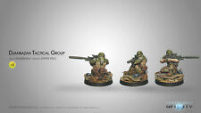 Infinity Corvus Belli Djanbazan Tactical Group Sniper Haqqislam metal new