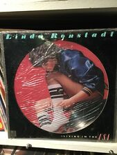 Linda Ronstadt  - Living In The USA Pic Disc Sealed Neve Played NM