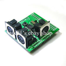 MIDI Shield Breakout Board für Arduino compatible AVI PIC Digital Interface