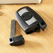Replacement Keyless Entry Remote Key Fob Shell Case Blank for BMW 1 3 5 6 Series