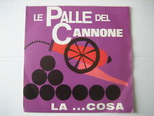 "MONICA ""Le palle del cannone-La... cosa"" -SEXY COVER & TRASH-7""CARTOON COVER"