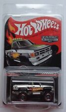 2017 HOT WHEELS 1987 Toyota Pickup ~WALMART~ MAIL AWAY (Real Rider Tires)