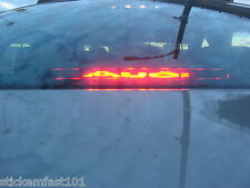 Audi A4 S4 Sedan B8 3rd brake light decal overlay 09 2010 2011 2012 Quattro