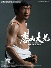"Enterbay Bruce Lee ""The Big Boss"" 1/6 Scale Figure"