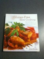 1st Edition Gluten Free Slow Cooking Recipe Cookbook Color Paperback 2012