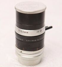 Kern-Paillard Switzerland Switar 5.5mm 1.6 LENS 1,6/5,5mm H8 RX C-mount