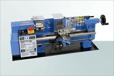 Drehbank Metalldrehmaschine Mini-310 Leitspindeldrehmaschine Fräsmaschine Dema