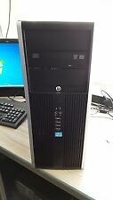 HP 8200 Elite i7 3.4GHz 8GB DDR3 500GB HDD NVIDIA Quadro 2000 Windows 7 Pro