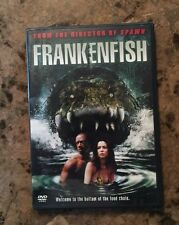 Frankenfish (2004) - Used - Dvd Horror Cheesy