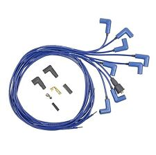 Accel 7541B 5mm Universal Spiral Core Spark Plug Wires Small Block Chevy, Mopar