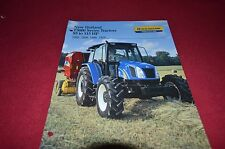 New Holland T5040 T5050 T5060 T5070 Tractor Dealer's Brochure DCPA