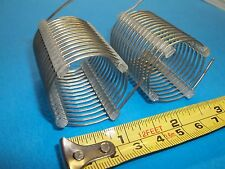 Air Coil Inductor, 4.2 uH, 1.2X1.5 Inch, Price for 2 (IC24P)