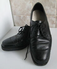 Julius Marlow Black Lace Up Formal Shoes Size 7 EEE Leather Uppers