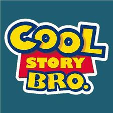 COOL STORY BRO STICKER DECAL JDM RALLY DRIFT ILLEST FATLACE STANCE JAPAN DRIFT