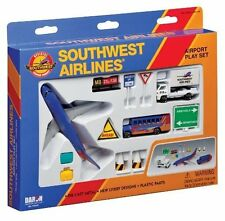 Daron Southwest Airlines Airport Playset