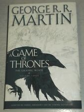 A Game of Thrones: Vol 3 by George R. R. Martin (Hardback)   9780007578580