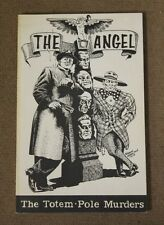 Pulp Classics #10 (1975) Angel Man In The Red Mask Limited Edition