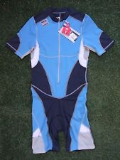 BNWT ~ Ironman VO2 Max Triathlon Tri S Sleeved Speed Skin Suit Small ~ Cost £95