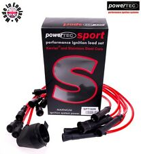 PowerTEC Sport Performance HT Leads BMW e28 e34 520i 525E 528i 535i M20 M30 B35
