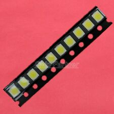 100pcs 3528 White LED Light Emitting Diode SMD Highlight DE