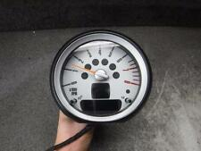 11 Mini Cooper Gauge Cluster Speedo 667