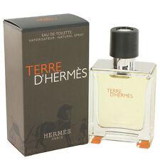 Genuine - HERMES Terre D'Hermes EDT Spray - 50ml - Brand NEW & Sealed