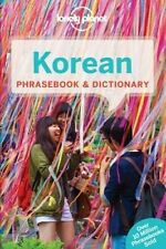 Lonely Planet Korean Phrasebook & Dictionary by Lonely Planet Paperback Book (En