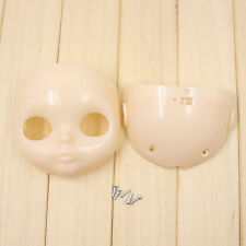 """1PC!Hot Price! Transparent  Faceplate for RBL 12"""" Neo Blythe Doll Without Makeup"""