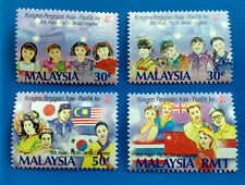 1993 Malaysia 16th Asian Pacific Dental Congress 4v Stamps Mint NH