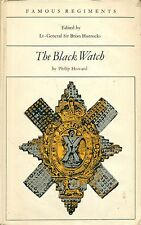 The Black Watch by Philip Howard HB 1968 Scotland  BR