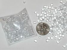 200pc. Tiny Little Miniature Dollhouse Ice Cubes 3mm craft supplies wholesale