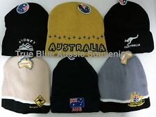 1 x Australian Souvenir Beanie - 6 designs to choose from! Kangaroo Koala Sydney