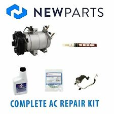 Mercury Mariner 10-11 Complete AC A/C Repair Kit With New Compressor & Clutch