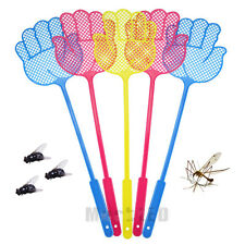 5 x Hand Shape Fly Swatter Bug Mosquito Insect Wasps Killer Catcher Swat Zapper