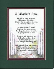 #10 Gift Poem present 50th 60th 70th 80th Birthday present for mom mother