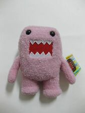 "** L@@K ** DOMO KUN Plush 8"" PINK BRAND NEW with TAGS !!"