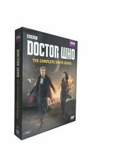 DOCTOR WHO: Complete Ninth Series, Season 9,NEW (DVD, 5-Disc Set)