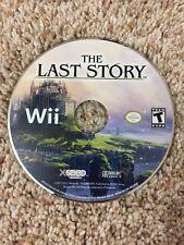THE LAST STORY - NINTENDO Wii , WII U , RARE
