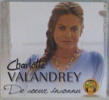 Charlotte Valandrey De cœur inconnu Livre Audio VDB MP3