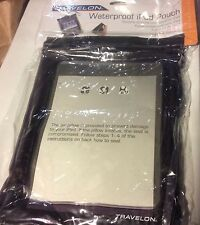 Travelon WATERPROOF Portfolio TABLET CASE Sleeve for Android & iPad New