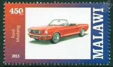 FORD mustang convertible voiture automobile mint stamp