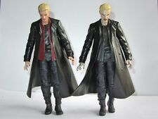 Buffy the Vampire Slayer Toy Figure Set  Vampire & Human SPIKE    JAMES MARSTERS