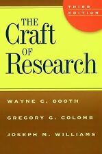 The Craft of Research, 3rd Edition