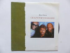 BEE GEES Crazy for your love W7966
